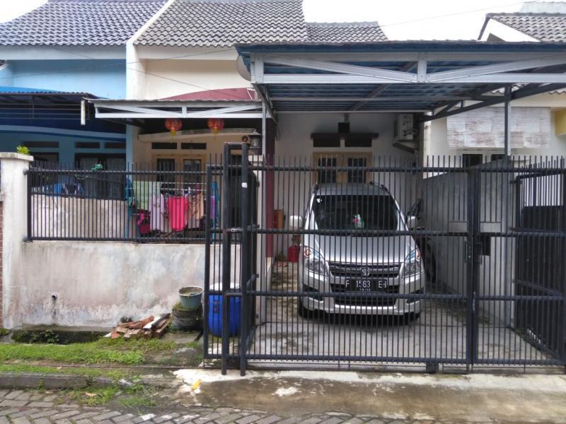 Rumah cantik eksklusif Pajajaran Regency Baranangs