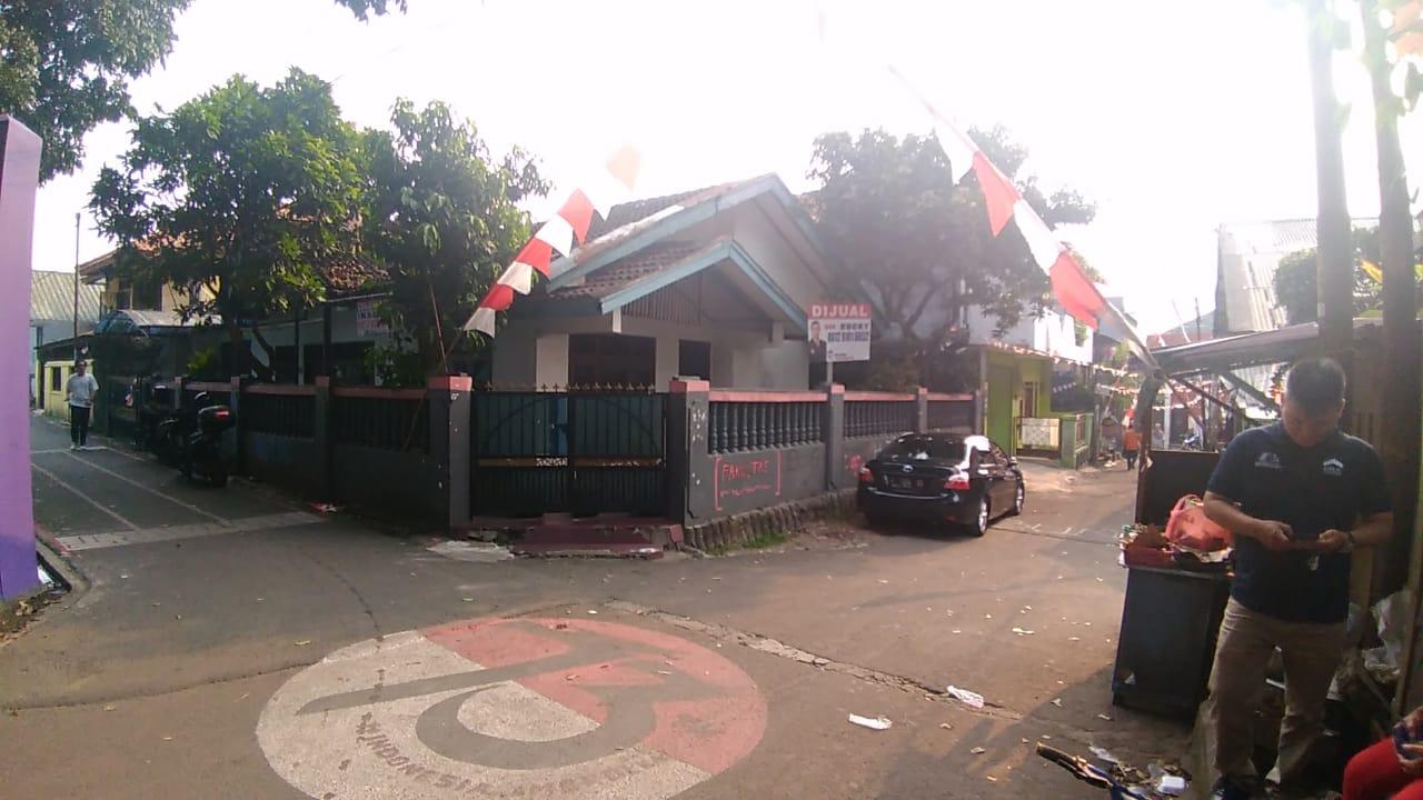 Rumah cocok untuk usaha kos kosan lokasi belakang